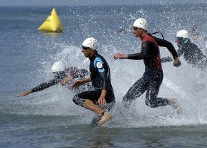 natacion en triatlon-En manos de Nara