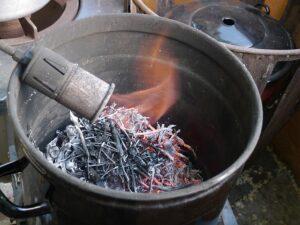 incineracion alquimia-En manos de Nara