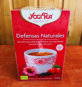 yogi tea defensas naturales-En Manos de Nara